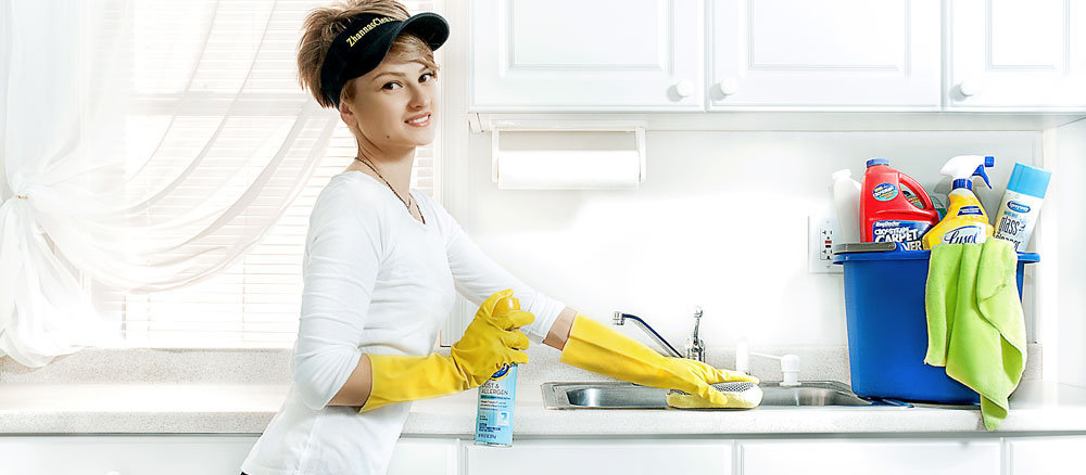 Zhannas Cleaning cover