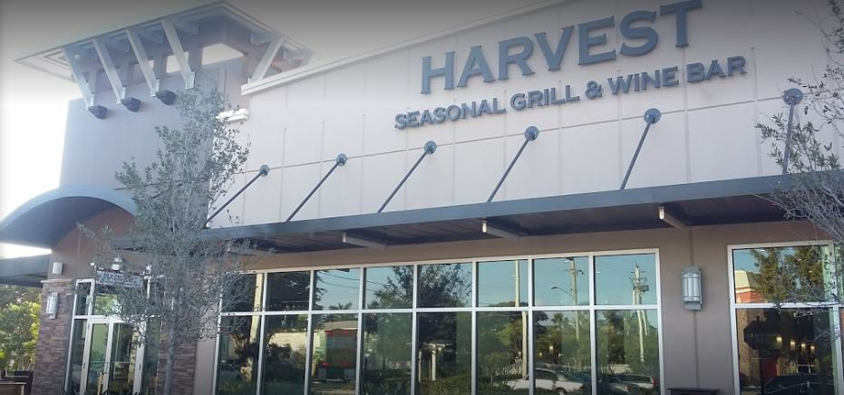 Harvest Seasonal Grill & Wine Bar - Delray Beach cover