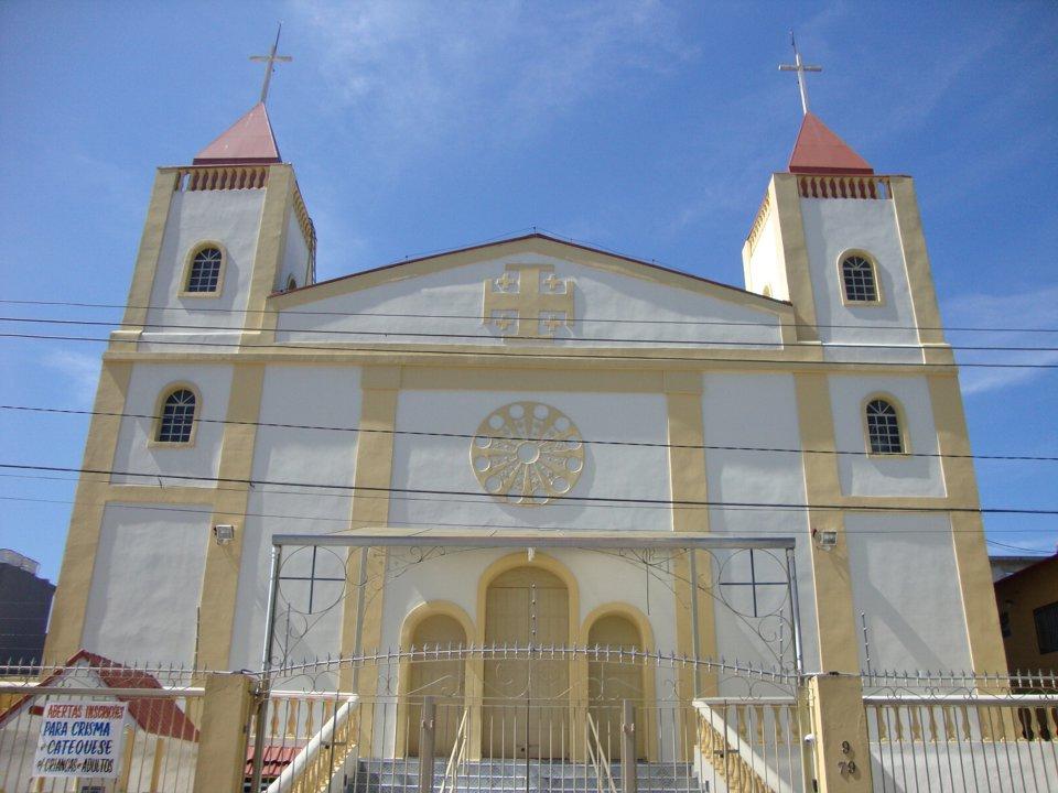 Paróquia Nossa Senhora das Dores e Santa Cruz cover