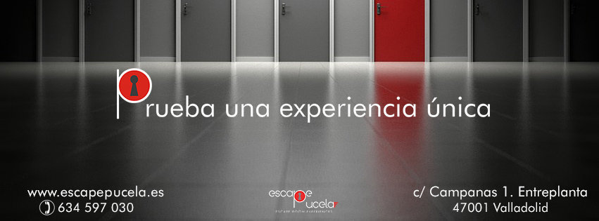 Escape Pucela - Escape Room Valladolid cover