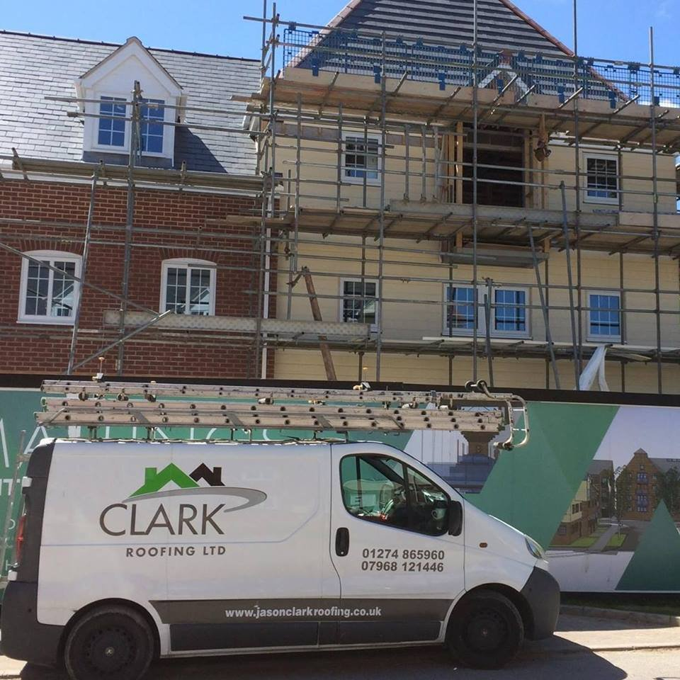 Clark Roofing cover