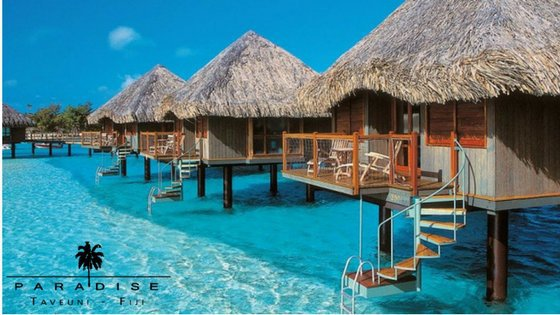 Paradise Taveuni Resort cover