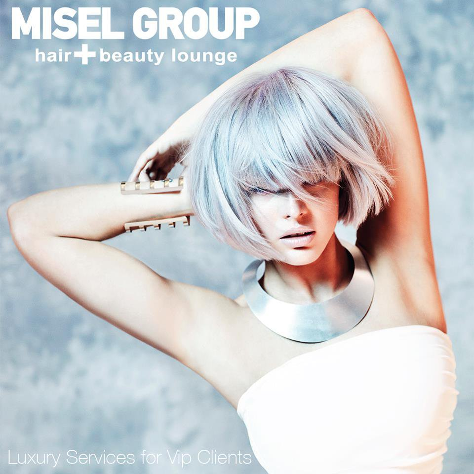 MISEL GROUP hair + beauty lounge cover