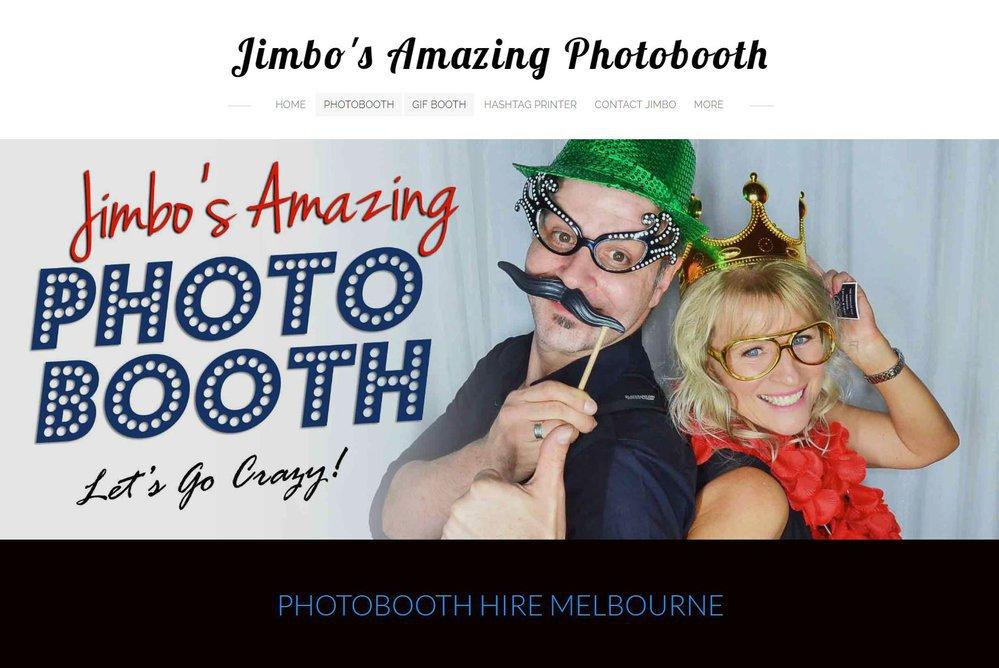 Jimbo's Photobooth cover