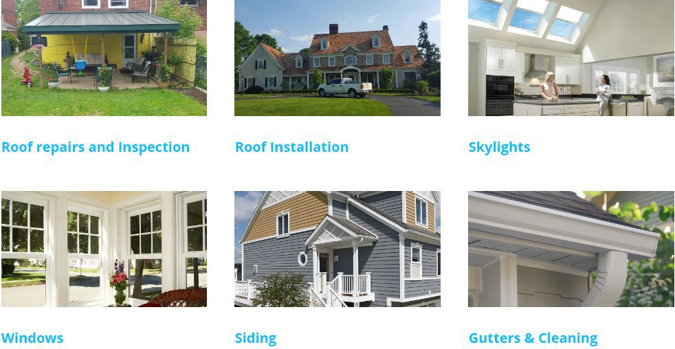 Al's Roofing Repair Contractors cover