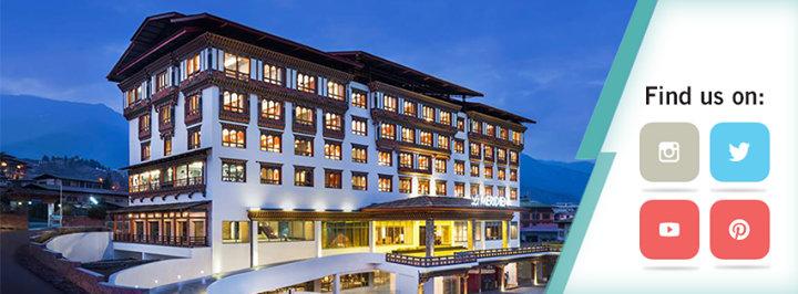 Le Meridien Thimphu cover