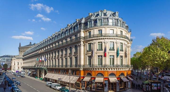 InterContinental Paris - Le Grand cover