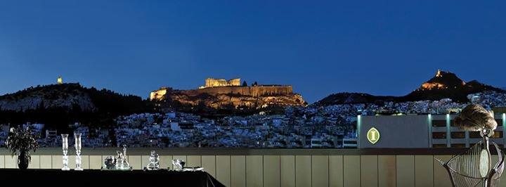 Athenaeum InterContinental Athens cover