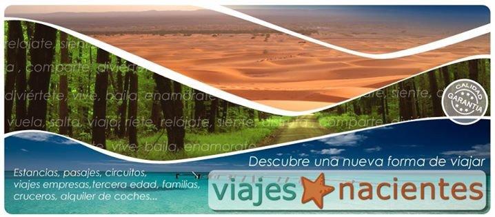 Viajes Nacientes cover
