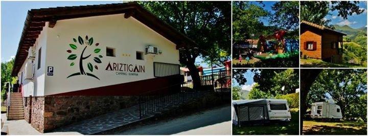 Camping Ariztigain Navarra cover