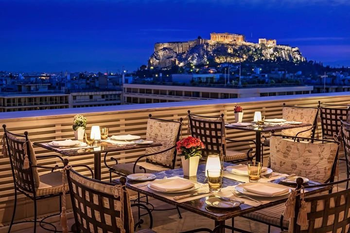 King George, A Luxury Collection Hotel, Athens cover
