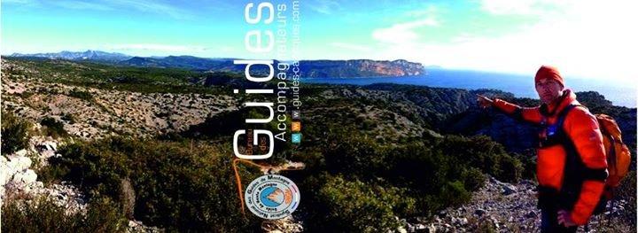 Bureau des guides Cassis Calanques cover