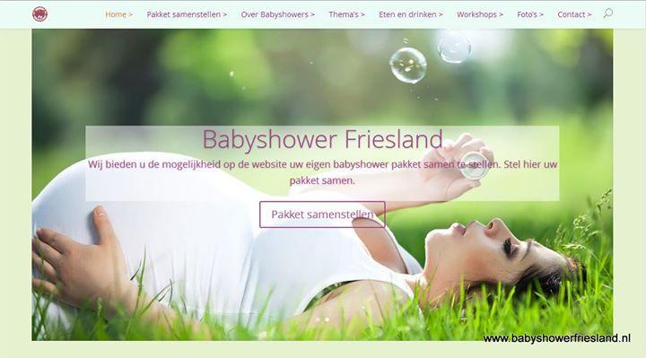 Babyshower Friesland bellypaint, taarten, versiering, give aways cover