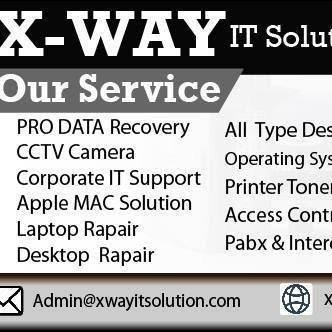 X-WAY IT SOLUTION cover