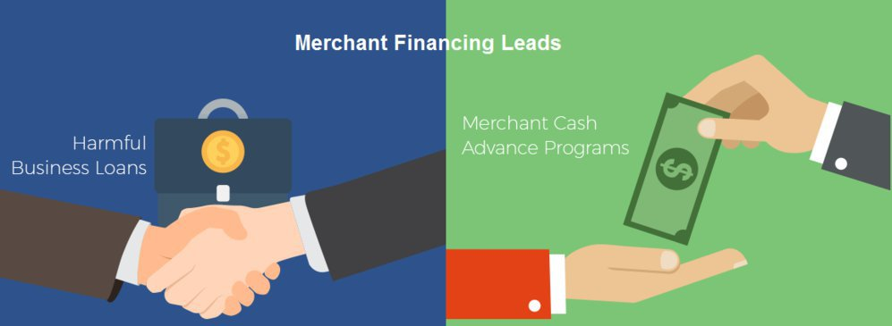 Meridian Merchant Financing Leads cover