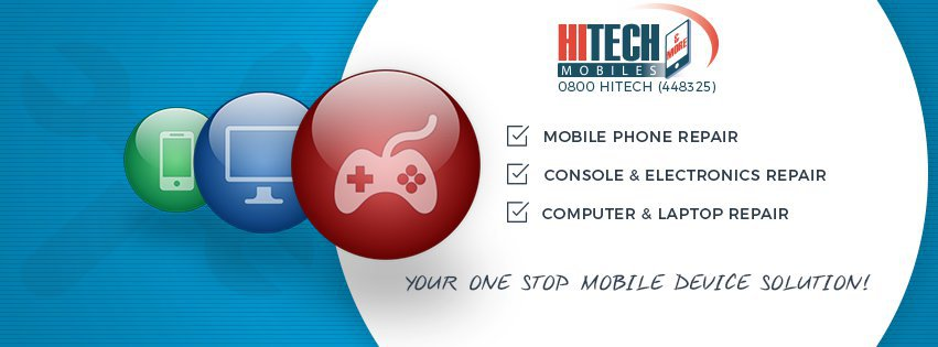 Hitech Mobiles & More Limited cover