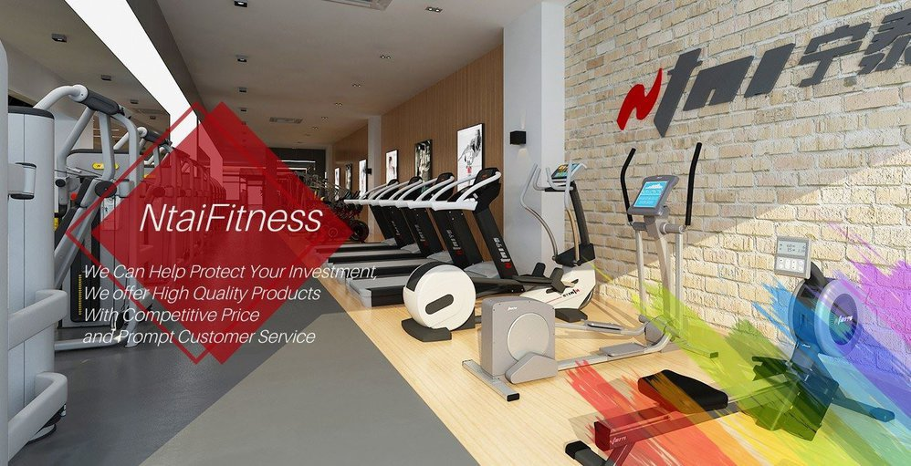 NtaiFitness Equipment Co.,Ltd. cover