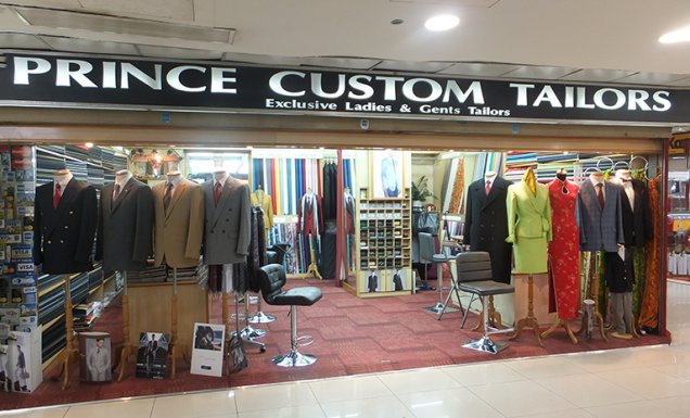 Prince Custom Tailors cover