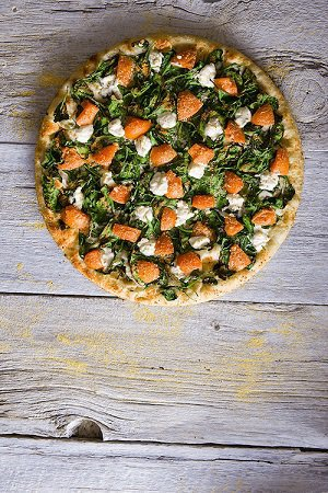 Pizzaiolo Gourmet Pizza cover
