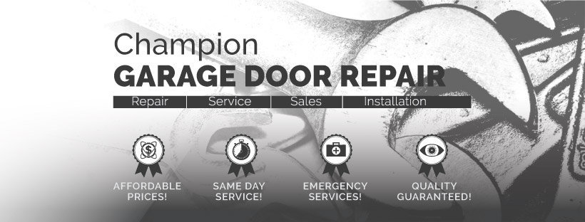 Champion Garage Door Repair cover