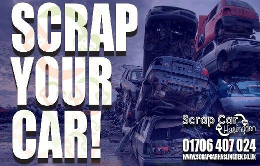Scrap Car Haslingden cover
