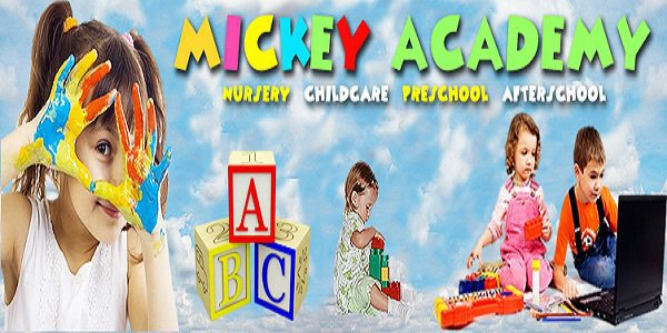 Mickey Academy cover