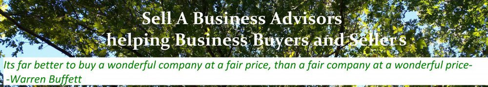 Sell A Business Advisors cover