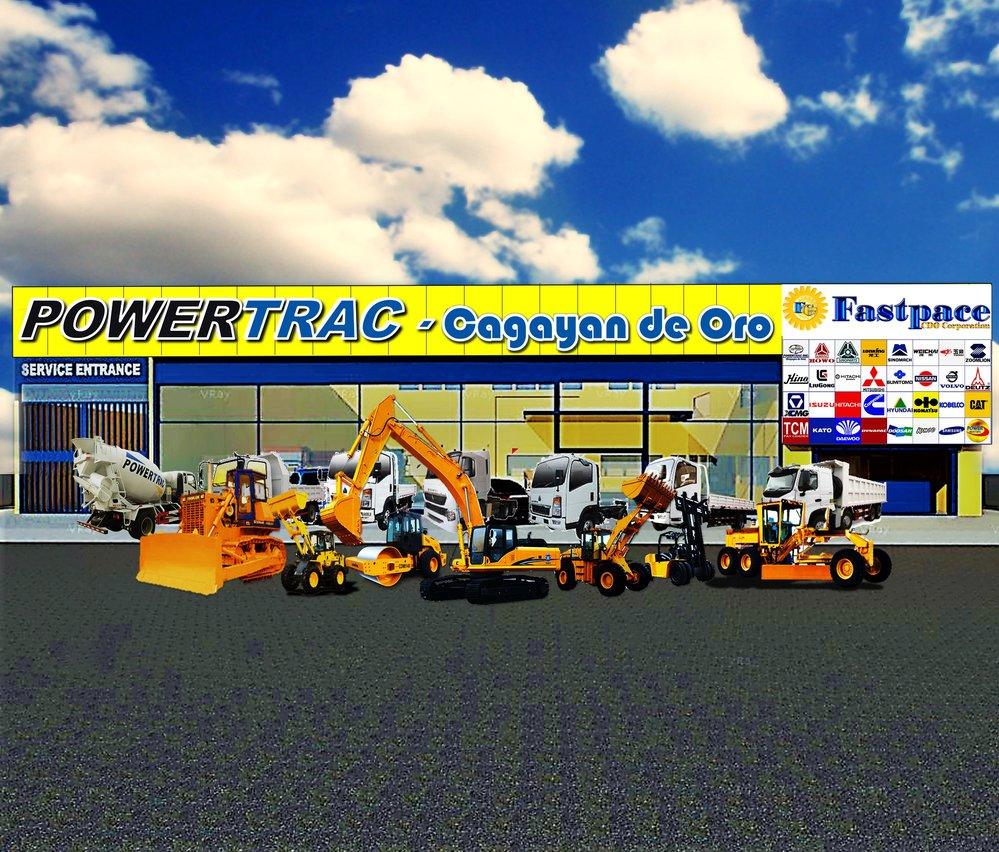 Powertrac - Cagayan de Oro cover