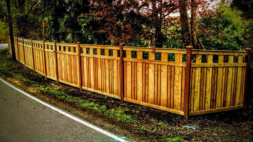 Gotta have it Fence cover