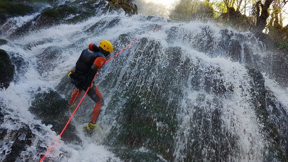 Canyoning BiH cover