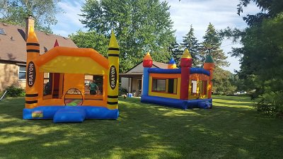 Cloud 9 Bounce House Rentals - West Bend cover