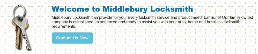 Middlebury Locksmith cover