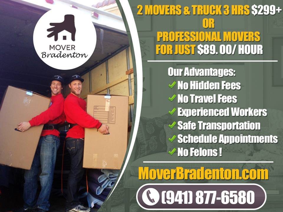 Mover Bradenton cover