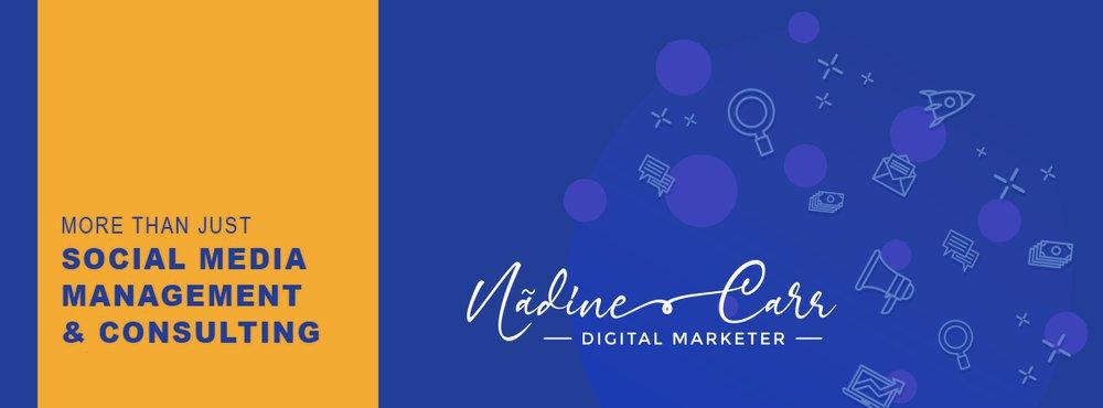 Nadine Carr - Digital Marketing Agency In Toronto cover