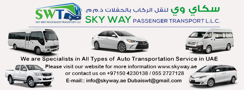 Sky Way Passenger Transport L.L.C cover