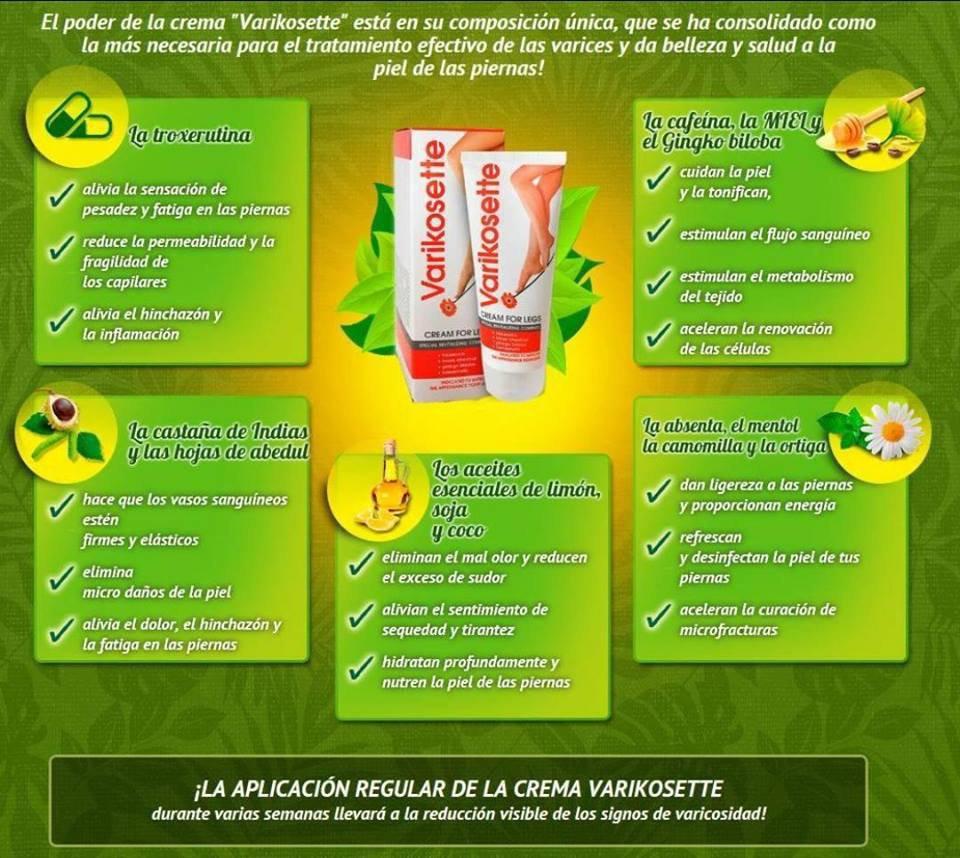 Varikosette - ALIVIA 100% LOS VARICES cover