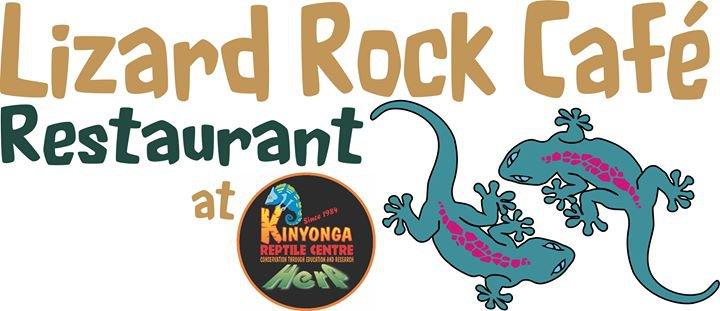 Lizard Rock Café cover