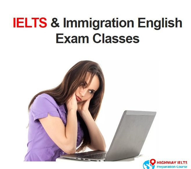 Highway IELTS cover