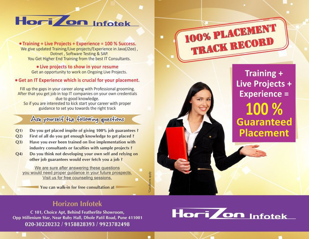 Horizon Infotek cover