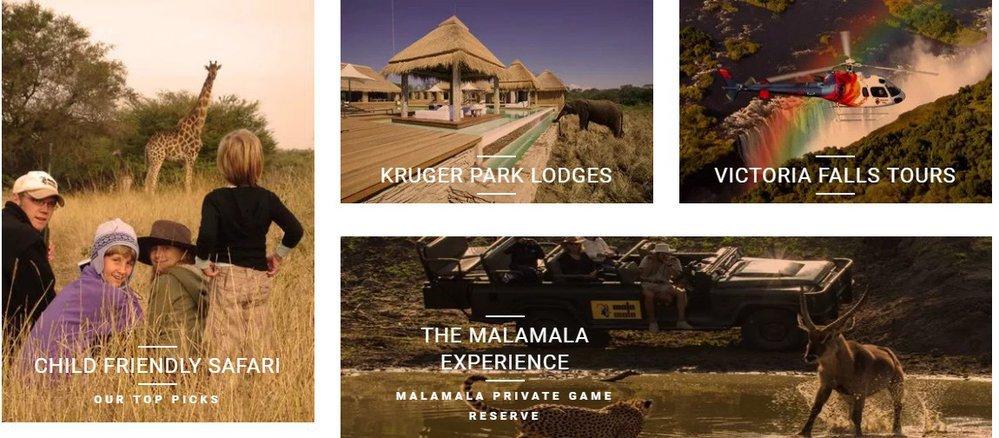 African Safaris Netwrok cover