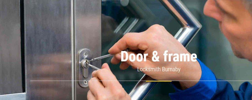 Top Locksmith Burnaby cover