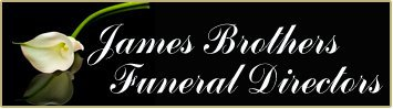 James Brothers Funereal Directors cover