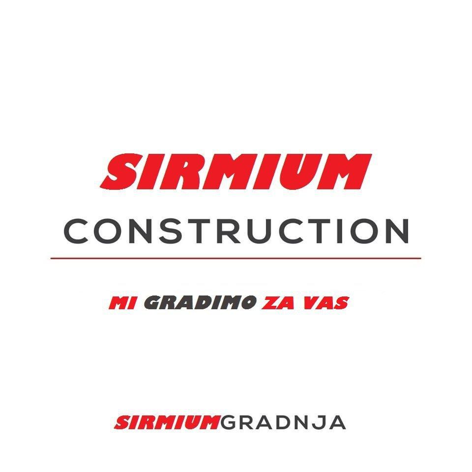 Sirmium gradnja cover