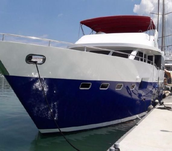 SG Yacht Charters PTE LTD cover