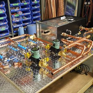 Advanced Boilers & Hydronic Heating cover
