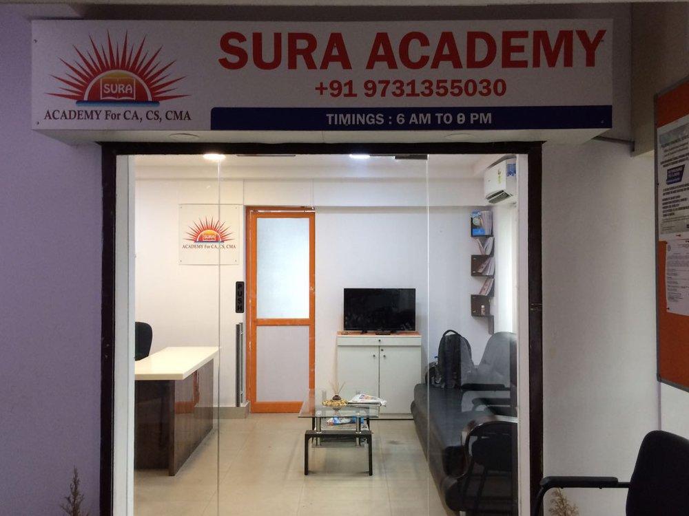 Sura Academy cover