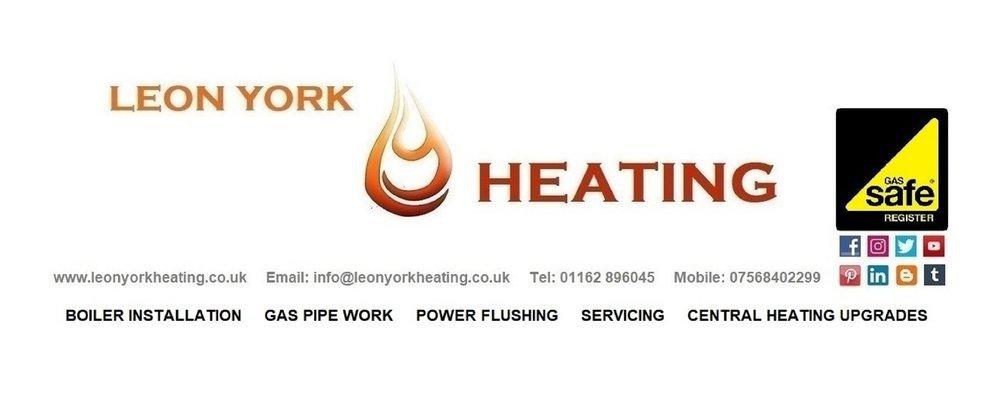 Leon York Heating cover