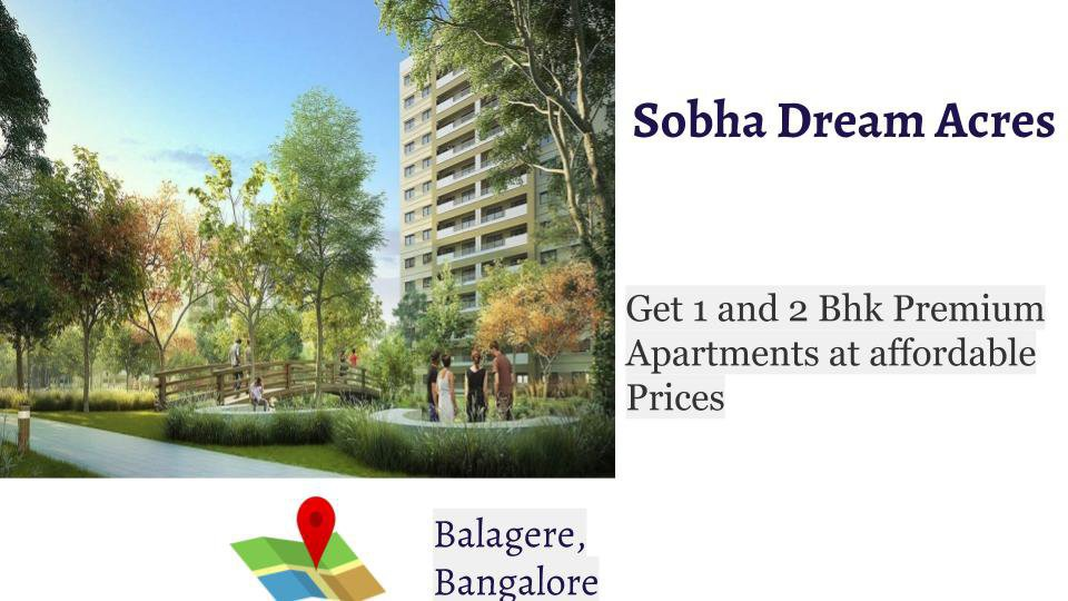 Sobha Dream Acres cover