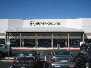 Super Circuits cover