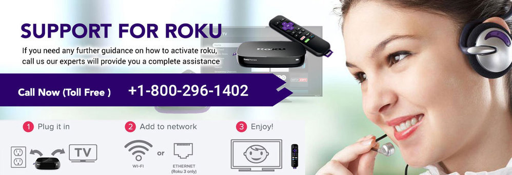 Roku Supports cover